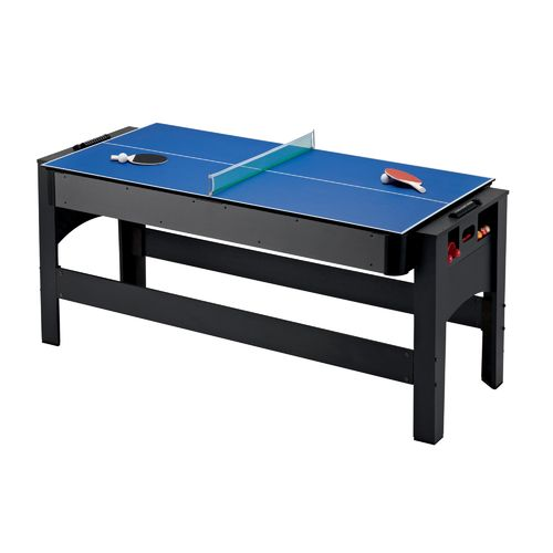 Fat Cat 3-in-1 Flip Air Hockey/Billiards/Table Tennis Game Table - view number 3