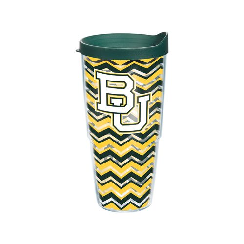 Tervis Baylor University Chevron 24 oz. Tumbler with Lid