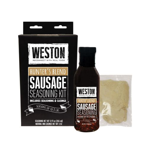 Weston Signature Sausage Tonic Seasoning Kit