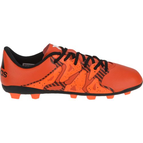 adidas™ Kids' X 15.4 FxG J Soccer Cleats