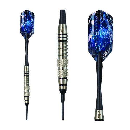 Viper Silver Thunder 18-Gram Soft-Tip Darts 3-Pack - view number 2