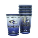 Boelter Brands Baltimore Ravens 20 oz. Souvenir Cups 8-Pack