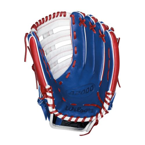 "Display product reviews for Wilson Adults' A2000 'Merica 13"" Slow-Pitch Softball Glove"