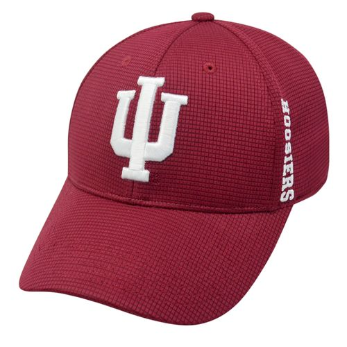 Top of the World Men's Indiana University Booster Plus Cap - view number 1