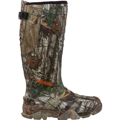 Display product reviews for Wolverine Men's Realtree Xtra Camo Outdoor Boots