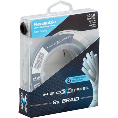 H2O XPRESS X8 Braid Super 8 Braided Line - view number 1