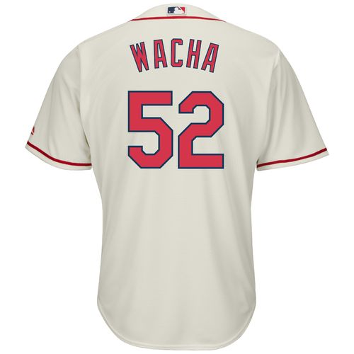 Majestic Men's St. Louis Cardinals Michael Wacha #52 Cool Base® Replica Jersey - view number 1