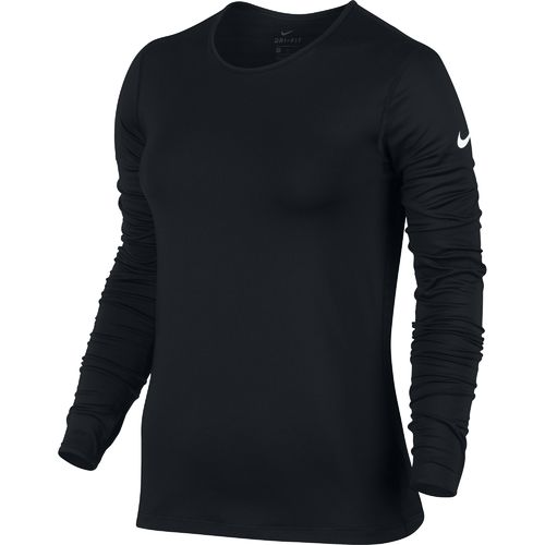 Nike Women's Pro Long Sleeve Top - view number 2