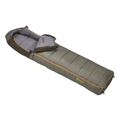 Slumberjack Borderland 20°F Long Dual-Zipper Sleeping Bag - view number 2