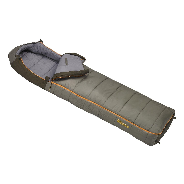 Slumberjack Borderland 20°F Long Dual-Zipper Sleeping Bag - view number 2