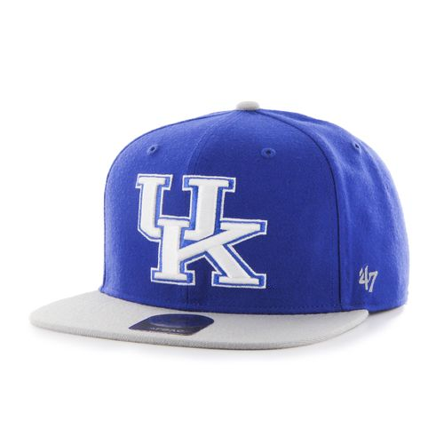 '47 Men's University of Kentucky Sure Shot 2-Tone Captain Cap