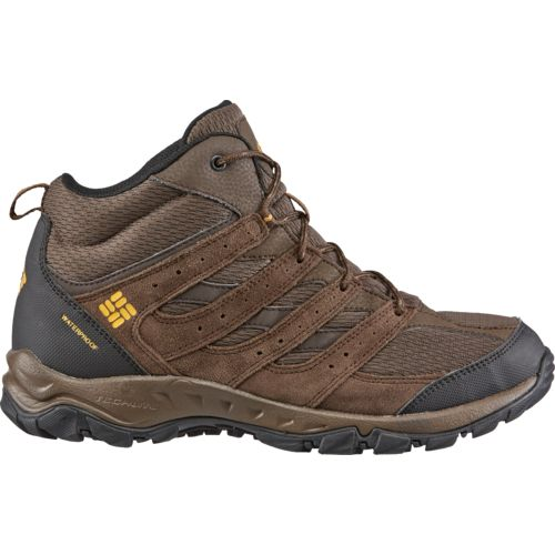 Columbia Sportswear Men's PLAINS BUTTE Mid Waterproof Shoes