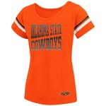 Colosseum Athletics™ Girls' Oklahoma State University Fading Dot T-shirt