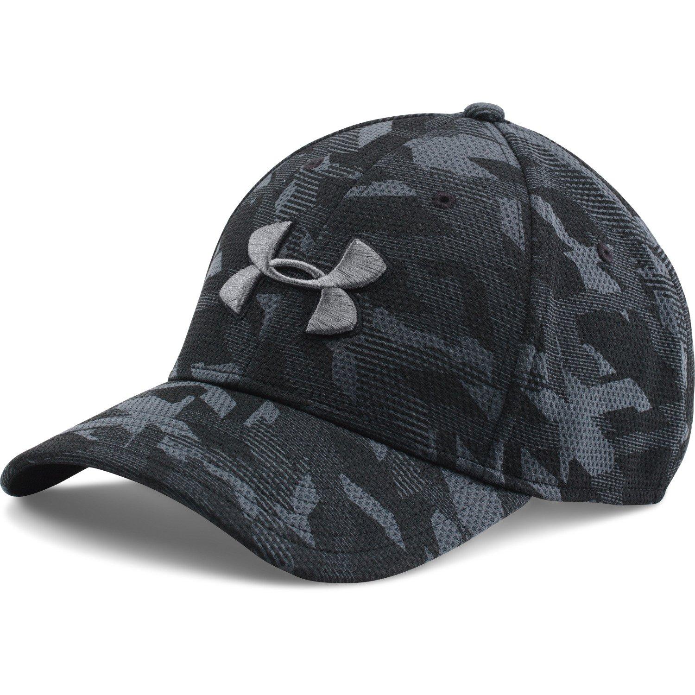 Under Armour™ Men's Blitzing Print Stretch Fit Cap