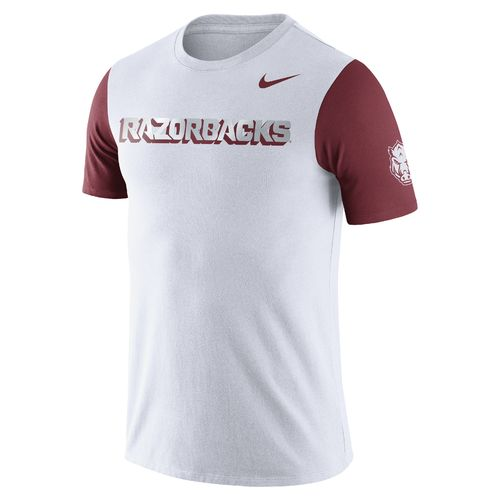 Nike Men's University of Arkansas Flash Bomb T-shirt