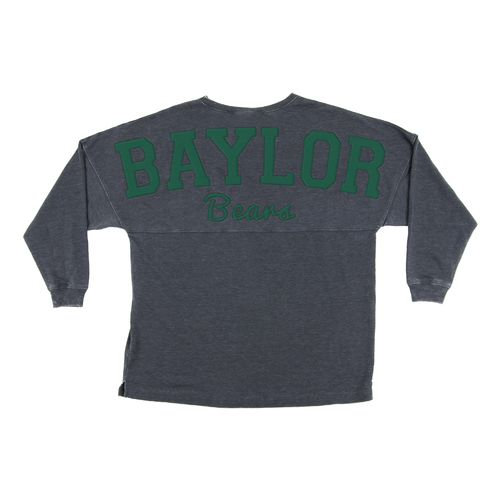 Chicka-d Women's Baylor University French Terry Varsity Jersey