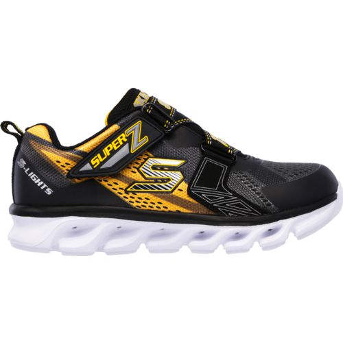 SKECHERS Boys' S Lights Hypno-Flash Shoes