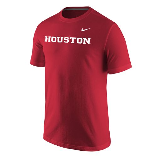 Nike™ Men's University of Houston Wordmark T-shirt