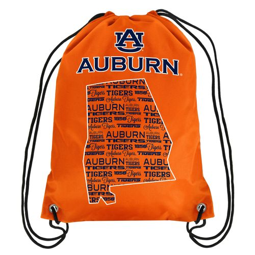 Forever Collectibles™ Auburn University Drawstring Backpack