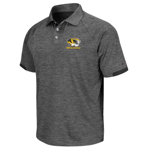 Colosseum Athletics™ Men's University of Missouri Spiral Polo Shirt