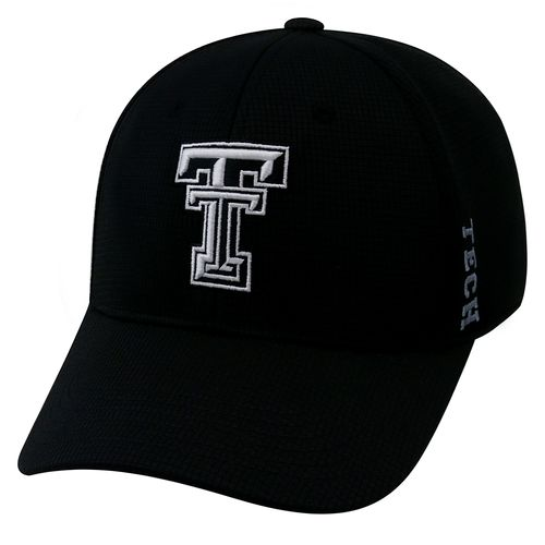 Top of the World Men's Texas Tech University Booster Plus Tonal Cap