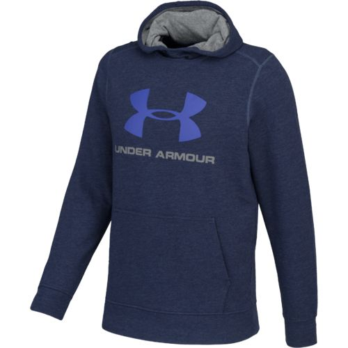 Under Armour Men's Triblend Sportstyle Logo Pullover