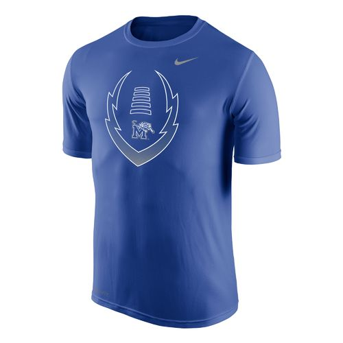 Nike™ Men's University of Memphis Dri-FIT Legend 2.0 T-shirt