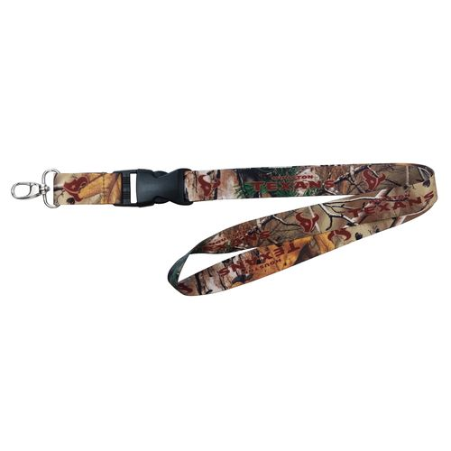 NFL Houston Texans Realtree Lanyard