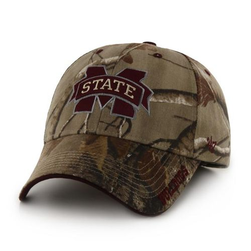 '47 Men's Mississippi State University Realtree Frost Cap - view number 1