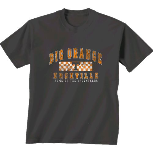 New World Graphics Men's University of Tennessee Local Phrase T-shirt