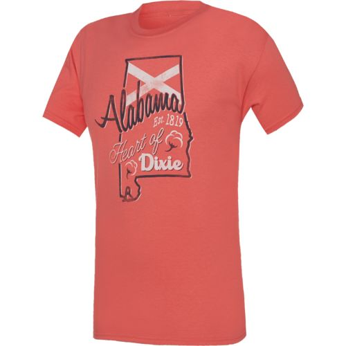 Academy Sports + Outdoors™ Men's Alabama State Love T-shirt