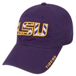 Top of the World Women's Louisiana State University Chevron Crew Cap - view number 1