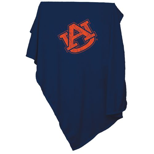 Logo™ Auburn University Sweatshirt Blanket