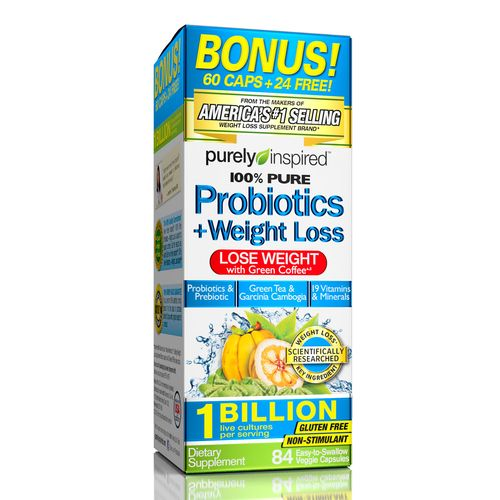 Purely Inspired® Probiotics and Weight Loss Supplement - view number 1