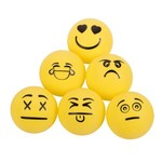 Stiga® Emoji Table Tennis Balls 6-Pack