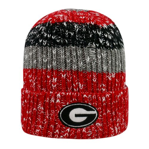 Top of the World Men's University of Georgia Wonderland Knit Cap