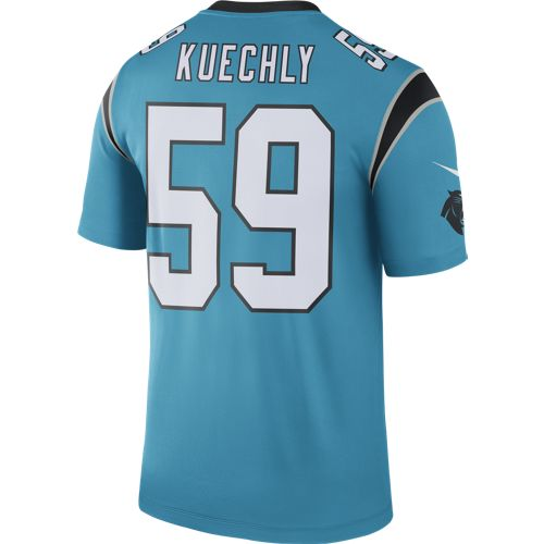Nike™ Men's Carolina Panthers Luke Kuechly #59 Color Rush Jersey