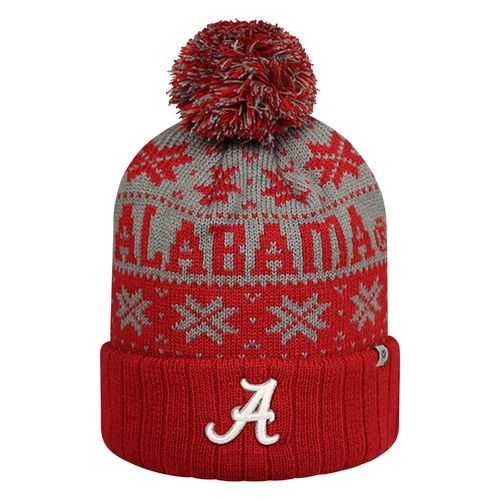 Top of the World Men's University of Alabama Subarctic Knit Cap