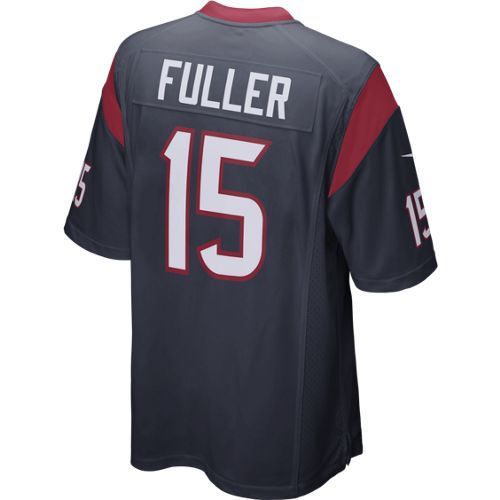 Nike Men's Houston Texans Will Fuller 15 Game Jersey