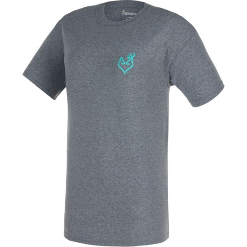 Browning Women's Tribal Buckheart T-shirt - view number 2