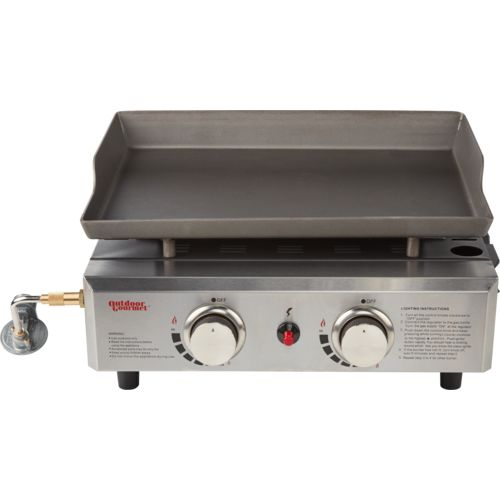 Outdoor Gourmet Triton Tabletop Propane Griddle