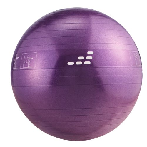 BCG 55 cm Weighted Stability Ball