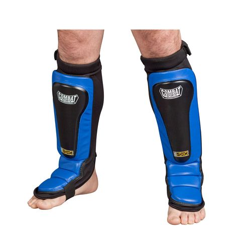 Combat Sports International Adults' Gel Shock™ MMA Training Shin Guards