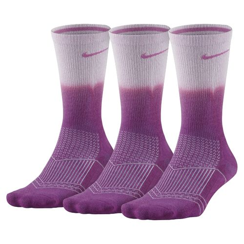 Nike Women's Dri-FIT Cushion Fade Graphic Crew Socks