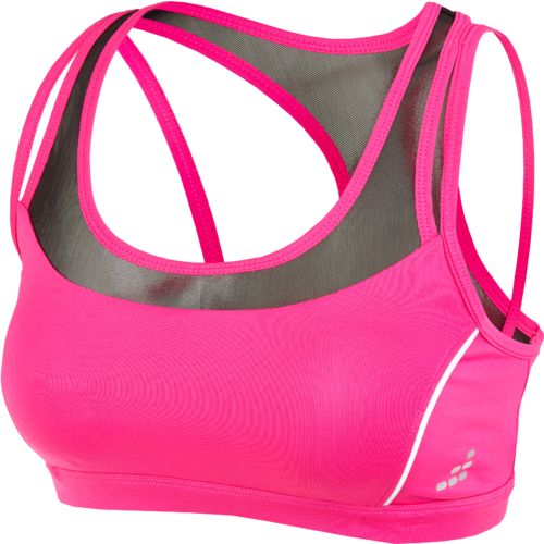 Display product reviews for BCG Women's Training Mid-Support Reflective Sports Bra