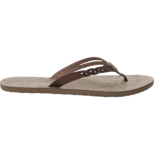 O'Rageous Women's 2-Strap Braid Sandals