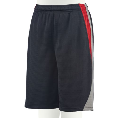 BCG™ Boys' Striped Jacquard Basketball Short
