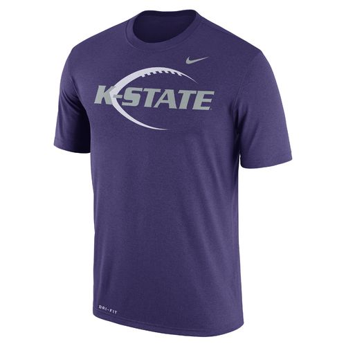 Nike™ Men's Kansas State University Dri-FIT Legend Icon 17 T-shirt