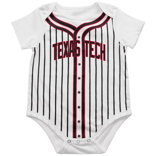 Colosseum Athletics™ Infant Boys' Texas Tech University Fastball Onesie