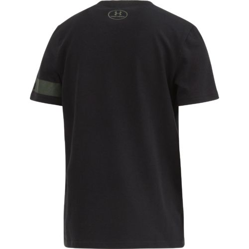 Under Armour Boys' Rep Is Earned T-shirt - view number 3
